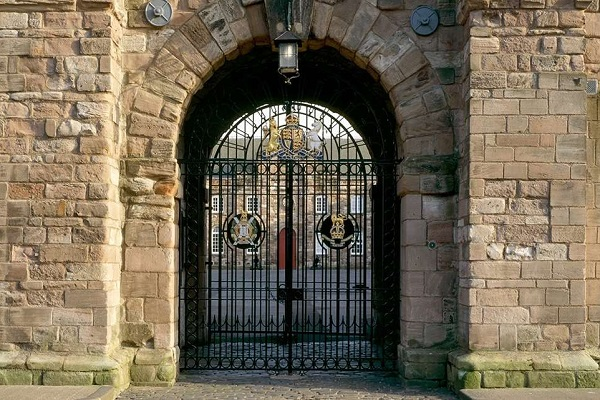 Berwick-upon-Tweed Barracks and Main Guard
