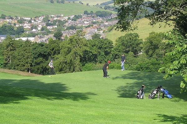 Golf Clubs in Galashiels