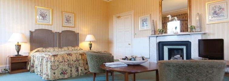 Kingsknowes Hotel in Galashiels