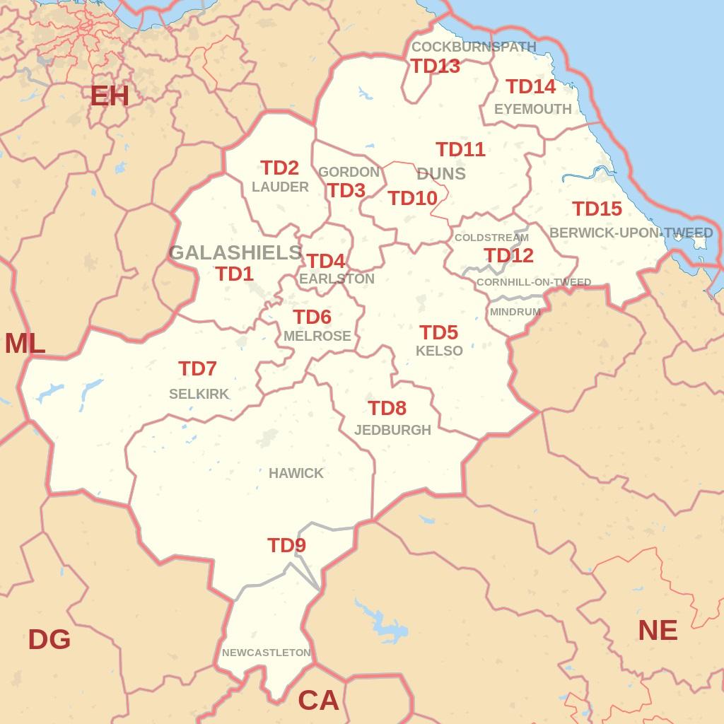 TD_postcode_area_map
