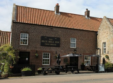 The Blue Bell Inn - Cornhill-on-Tweed Restaurant